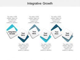 Integrative Growth Ppt Powerpoint Presentation File Smartart Cpb