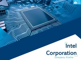 Intel Corporation Company Profile Overview Financials And Statistics From 2014-2018