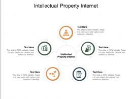 Intellectual Property Internet Ppt Powerpoint Presentation Slides Layout Ideas Cpb