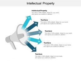 Intellectual Property Ppt Powerpoint Presentation Gallery Sample Cpb