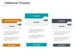 Intellectual Property Ppt Powerpoint Presentation Inspiration Gallery Cpb