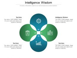 Intelligence Wisdom Ppt Powerpoint Presentation Infographic Template File Formats Cpb