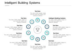 Intelligent Building Systems Ppt Powerpoint Presentation Icon Summary Cpb
