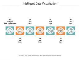 Intelligent Data Visualization Ppt Powerpoint Templates Cpb