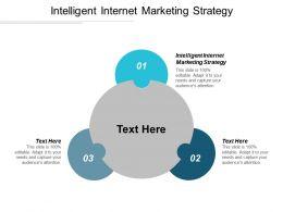 Intelligent Internet Marketing Strategy Ppt Powerpoint Presentation Summary Examples Cpb