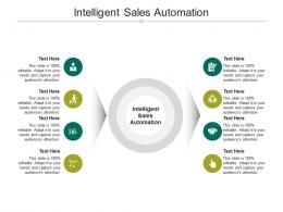 Intelligent Sales Automation Ppt Powerpoint Presentation Inspiration Maker Cpb