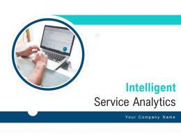 Intelligent Service Analytics Powerpoint Presentation Slides