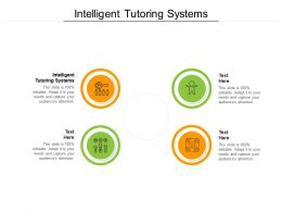 Intelligent Tutoring Systems Ppt Powerpoint Presentation Outline Example File Cpb
