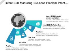 Intent B2b Marketing Business Problem Intent B2b Marketing Cost Cpb