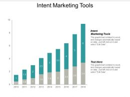 Intent Marketing Tools Ppt Powerpoint Presentation Inspiration Gallery Cpb