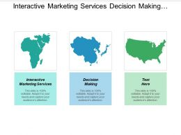Interactive Marketing Services Decision Making Developing A Business Case Cpb