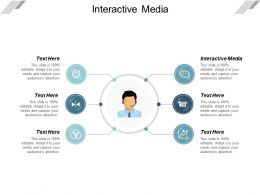 Interactive Media Ppt Powerpoint Presentation Portfolio Picture Cpb