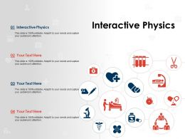 Interactive Physics Ppt Powerpoint Presentation Inspiration Example Introduction