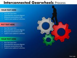 Interconnected Gearwheels Process 10