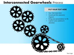 Interconnected Gearwheels Process 13