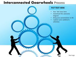 Interconnected Gearwheels Process 16