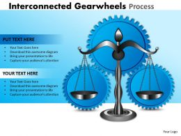 Interconnected Gearwheels Process 27