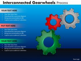 Interconnected Gearwheels Process 2