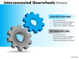 Interconnected Gearwheels Process