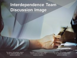 Interdependence Team Discussion Image