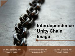 Interdependence Unity Chain Image