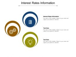 Interest Rates Information Ppt Powerpoint Presentation Styles Graphics Download Cpb