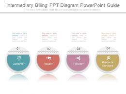 Intermediary Billing Ppt Diagram Powerpoint Guide