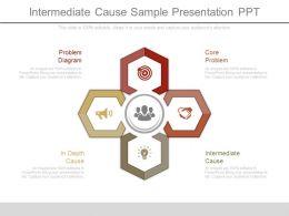 Intermediate Cause Sample Presentation Ppt