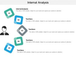 Internal Analysis Ppt Powerpoint Presentation Slides Smartart Cpb