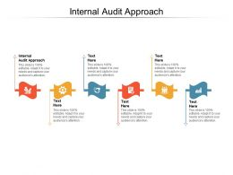 Internal Audit Approach Ppt Powerpoint Presentation File Graphic Images Cpb