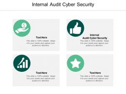 Internal Audit Cyber Security Ppt Powerpoint Presentation Styles Summary Cpb
