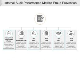 Internal Audit Performance Metrics Fraud Prevention Plan Cpb
