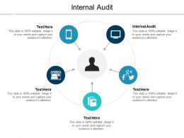 Internal Audit Ppt Powerpoint Presentation Summary Infographics Cpb
