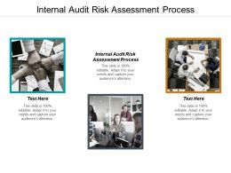 Internal Audit Risk Assessment Process Ppt Powerpoint Presentation Summary Tips Cpb