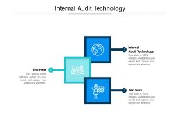 Internal Audit Technology Ppt Powerpoint Presentation Show Templates Cpb