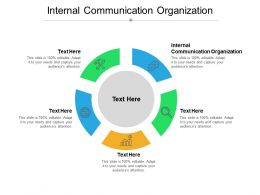 Internal Communication Organization Ppt Powerpoint Presentation Infographics Example Introduction Cpb