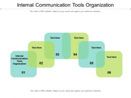 Internal Communication Tools Organization Ppt Powerpoint Presentation Summary Designs Download Cpb