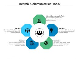Internal Communication Tools Ppt Powerpoint Presentation Show Format Cpb