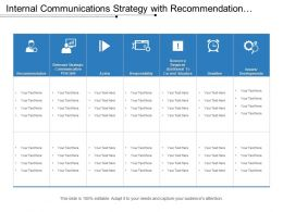 internal_communications_strategy_with_recommendation_action_responsibility_resource_required_and_deadline_Slide01