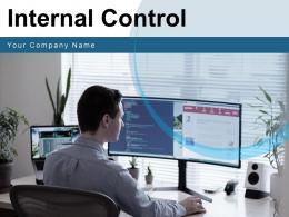 Internal Control Components System Framework Finance Process Organization Management
