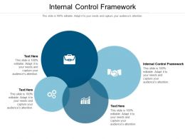 Internal Control Framework Ppt Powerpoint Presentation File Examples Cpb