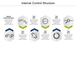 Internal Control Structure Ppt Powerpoint Presentation File Background Image Cpb