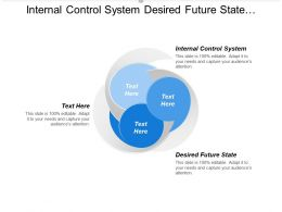 Internal Control System Desired Future State Environmental Monitoring Cpb