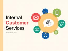 Internal Customer Services Product Clear Expectations Service