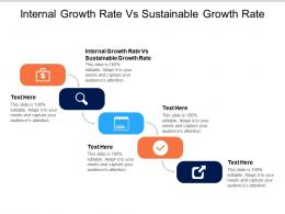 Internal Growth Rate Vs Sustainable Growth Rate Ppt Powerpoint Presentation Ideas Inspiration Cpb
