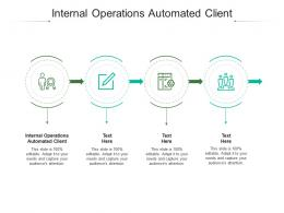 Internal Operations Automated Client Ppt Powerpoint Presentation Infographic Template Cpb