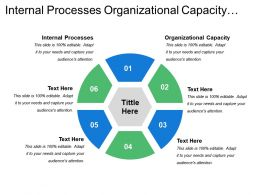 Internal Processes Organizational Capacity Student Success Brand Excellence