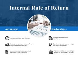 Internal Rate Of Return Ppt Show