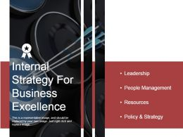 internal_strategy_for_business_excellence_ppt_design_templates_Slide01