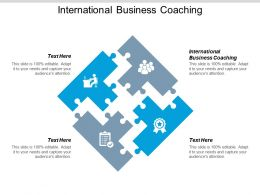 International Business Coaching Ppt Powerpoint Presentation Infographic Template Layout Ideas Cpb